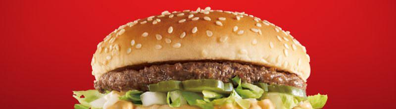 麥當勞單點大麥克買1送1‧歡慶戴資穎奪冠