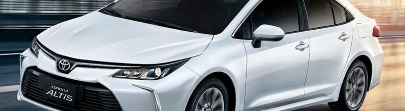 Toyota Altis 油電/汽油版該買哪台‧特仕車配件/油耗比較/菜單分享