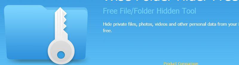 電腦資料夾上鎖軟體下載‧Wise Folder Hider 加密碼隱藏檔案安裝版