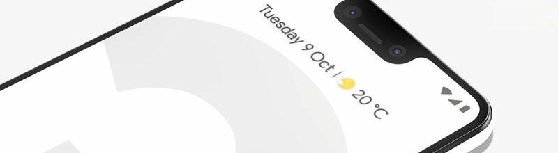 Google Pixel 3 網路購機優惠方案‧最高省 $6000~7500